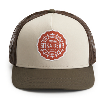 Compass Mid Trucker Hat