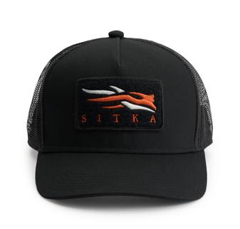 Velcro Iron Mid Trucker Hat