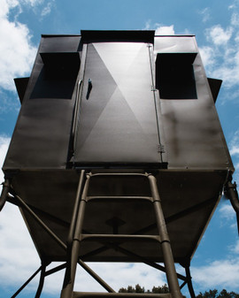 Bow Blind 8' Tower