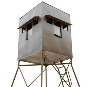 Gun Blind 8' Tower
