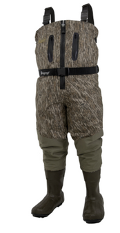NEW 2020 DNW Zip-Front Refuge 2.0 Wader