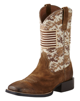 Mens Sport Patriot Boot