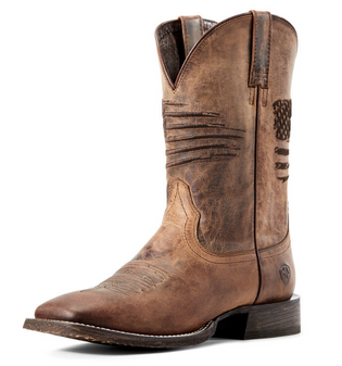 Mens Circuit Patriot Boot
