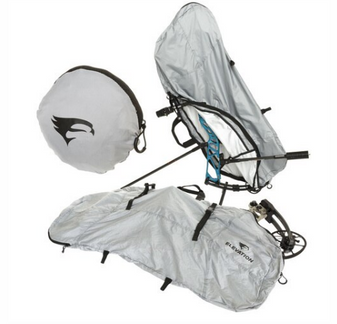 """39"""" Packable Bow Cover"""