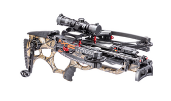 Crossbow w/3 Bolts and Optic