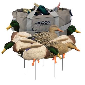 Magnum Full-Body Mallard Flock