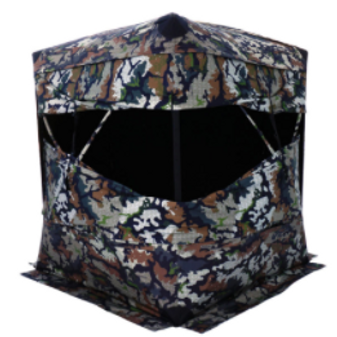 Ascent Blind with Backpack - DSX