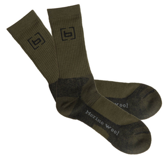 Wool Calf Sock - Mid Weight