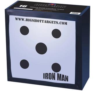 "16"" Iron Man Xbow Target"