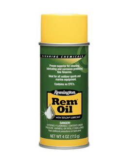 Rem Oil 4oz Can