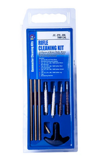 12pc .22Cal Rifle Cleaning Kit