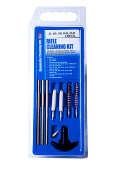 12pc 30Cal Rifle Cleaning Kit