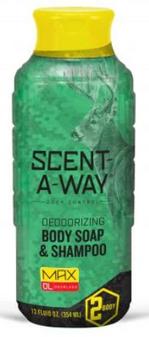 SAW MAX Liquid Soap & Shampoo