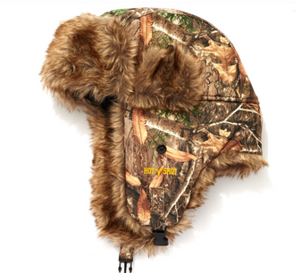 Sabre Trapper Hat - RealtreeEdge