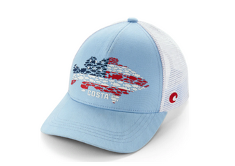 Huddle Bass USA Snapback Hat