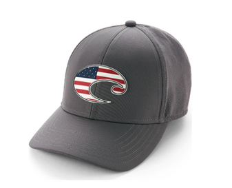 All Weather USA Snapback Hat