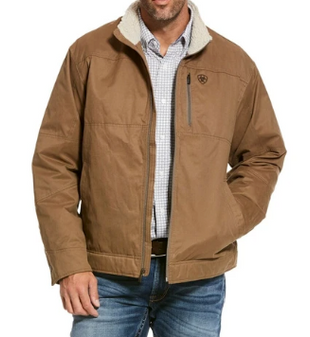 Grizzly Canvas Jacket