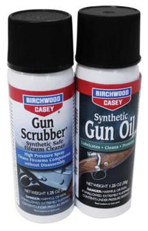 Gun Scrubber/Gun Oil Cmbo 1.25