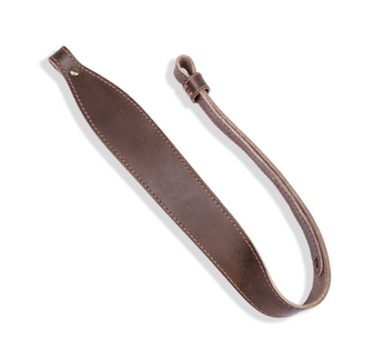 Leather Rifle Sling Distressed