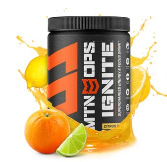 Ignite -Citrus Bliss 45 Scoops