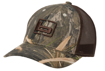 Trucker Cap w/b Logo - Habitat
