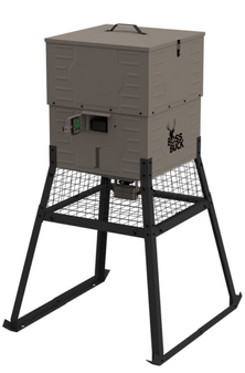 600lb Stand & Fill Sled Feeder