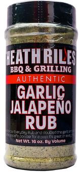 Garlic Jalapeno 16oz