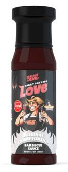 Love BBQ Sauce 11oz