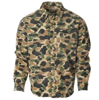 Heritage Chamois L/S Shirt