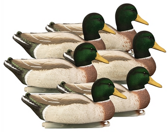 Mag Mallard Foam Filled Flock