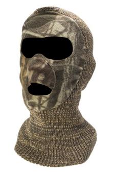 QuietWear Knit/Fleece Facemask