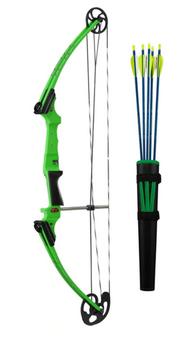 Genesis Green Bow