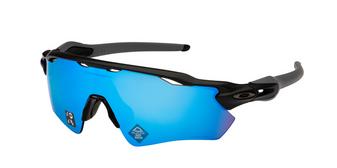 Oakley Radar EV Path - Matte Black blue lens