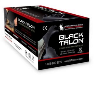 Black Talon Emergency Gloves