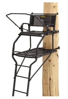 12' 1 Man Wide Ladder Stand