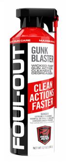 Foul-Out Gun Blaster 12oz