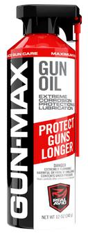 Gun-Max Gun Oil 12oz