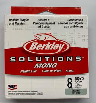 Solutions Monofil 8lb 250yd