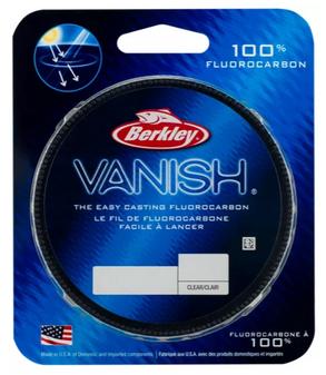 Vanish Flourocarbon 12lb 250yd