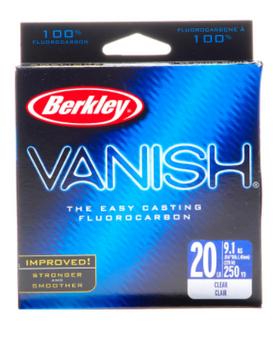 Vanish Flourocarbon 20lb 250yd