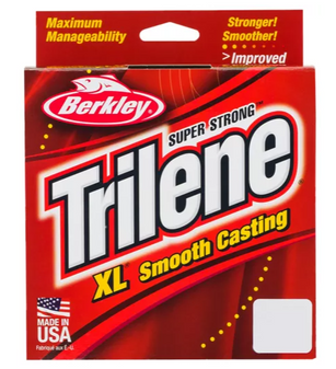 Trilene XL Smooth 12lb 300yd
