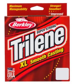 Trilene XL Smooth 17lb 300 yard