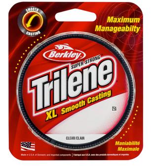 Trilene XL Smooth 20lb 270 yard