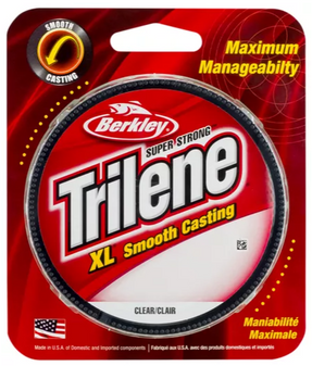 Trilene XL Smooth 4lb 330 yard