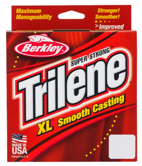 Trilene XL Smooth 6lb 330yd
