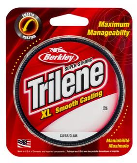 Trilene XL Smooth 8lb 330 yard