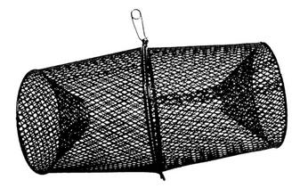 Black Crayfish Trap