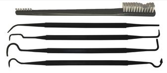 5 Piece Polymer Gun Pick Tool