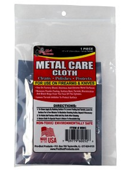 Metal Care Cloth (PROSHOT MMC)