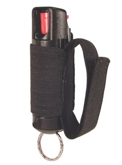 Eliminator Pepper Spray BLACK